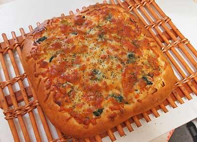 ポトフピザ1
