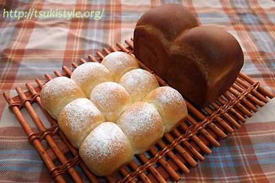 白パン・ココア
