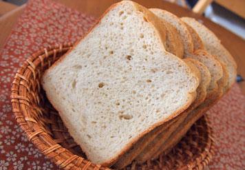 玄米粉入り米粉食パン
