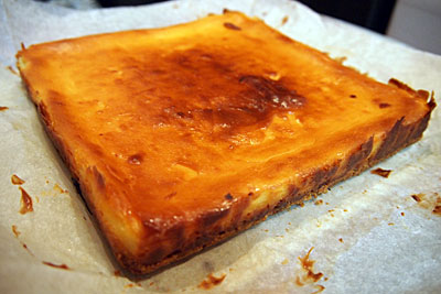 NYチーズケーキ3
