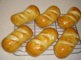 クリームチーズパン1